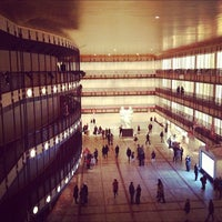 Photo taken at David H. Koch Theater by Aaron K. on 12/8/2012