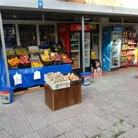 Photo taken at köklü market by Mustafa K. on 11/19/2014
