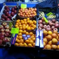 Photo taken at köklü market by Mustafa K. on 12/12/2014
