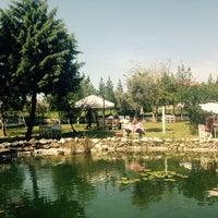 Photo taken at Göl Evi by Derya Ç. on 4/18/2015
