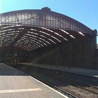 Photo taken at Penzance Railway Station (PNZ) (PZC) by Andrew S. on 9/3/2013