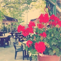 Photo taken at Gürkan Cafe by Umut A. on 4/26/2014