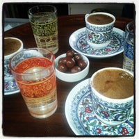 Photo taken at Gürkan Cafe by Umut A. on 9/9/2013