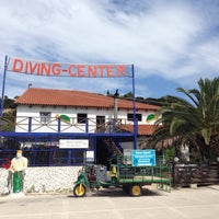 Photo taken at Nero Diving Center by Christoph T. on 9/20/2013