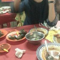 Photo taken at Seafood 68 Kranji by Muhammad Ali H. on 8/28/2013