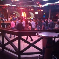 Photo taken at Round-Up Saloon and Dance Hall by Robert Dwight C. on 1/10/2013