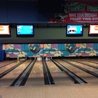 Photo taken at Prime Time Bowling by Chris S. on 1/18/2014