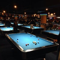 Photo taken at VIP Lounge & Billiards Club by Chris S. on 3/14/2016