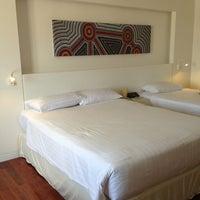 Photo taken at Jomtien Palm Beach Hotel&Resort by Ten P. on 6/2/2013