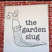 Photo prise au The Garden Slug par Jen R. le11/3/2012