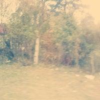 Photo taken at canpolat Mezarlık by Gamze Ç. on 10/14/2013