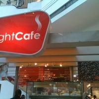 Photo taken at LightCafé by Marcelo S. on 10/17/2012