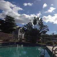 Photo taken at Aaron's Lakes Pool by Aileen S. on 12/8/2013