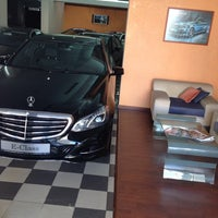 Photo taken at Mercedes benz tripoli by Hassan S. on 8/29/2013