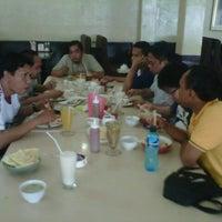 Photo taken at Bakmi Japos Jatiwaringin by johanes r. on 11/18/2012