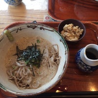 Photo taken at とろろ庵 豆腐工房 by R on 5/13/2017