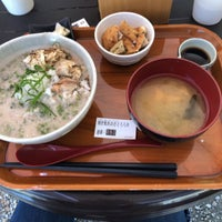 Photo taken at とろろ庵 豆腐工房 by R on 6/2/2018