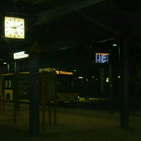 Photo taken at Bahnhof Herrenberg by Andre B. on 11/14/2016