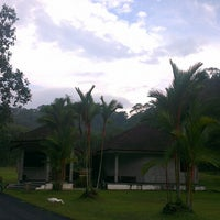 Photo taken at commenwelth forest park n resort by mohd f. on 11/4/2013