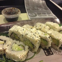Photo taken at Sushi Roll by Ruben T. on 7/20/2013