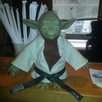 Photo taken at World Seido Karate Honbu by Peter R. on 5/14/2014