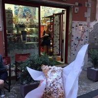 """Photo taken at Roberto Pasticceria """"L'angolo"""" by Amine N. on 8/25/2017"""