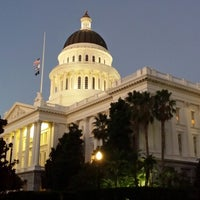 Photo taken at California State Capitol Building by Ronnie D. on 8/30/2013