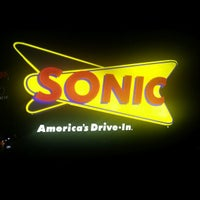 Photo taken at SONIC Drive In by Ron R. on 10/14/2012
