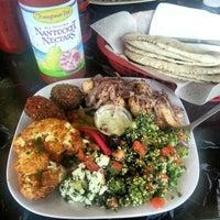 Photo taken at King of Falafel by Ron R. on 10/19/2012