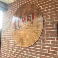Photo taken at Comet Grill by Jill M. on 6/14/2017