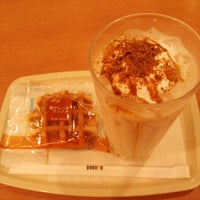 Photo taken at Doutor Coffee Shop by 三浦 愛. on 9/4/2013