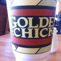 Photo taken at Golden Chick by JJ W. on 7/9/2013