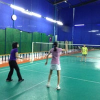 Photo taken at The Challenger Sports Centre by Kelvin W. on 10/26/2012