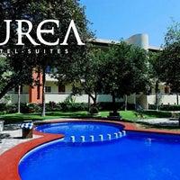 Foto diambil di Áurea Hotel and Suites, Guadalajara (México) oleh Áurea Hotel and Suites, Guadalajara (México) pada 10/30/2013