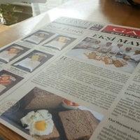 4/4/2017 tarihinde Handeziyaretçi tarafından Baca Bakery & Cafe'de çekilen fotoğraf