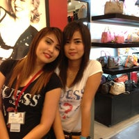 Photo taken at Guess by Bobby D. on 4/14/2013