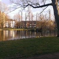 Photo taken at Odenkirchener See by Holger D. on 2/26/2014