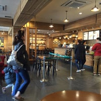 Photo taken at Starbucks by Yoonha K. on 3/11/2017