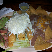 Photo taken at Los Pioneros Taqueria Mexicana by Naty R. on 5/13/2013