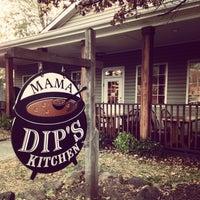 Photo taken at Mama Dip's by Joseph K. on 11/10/2013