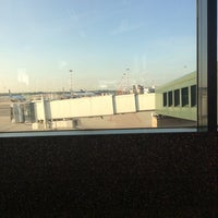 Photo taken at Gate A05 by Maarten L. on 5/8/2014