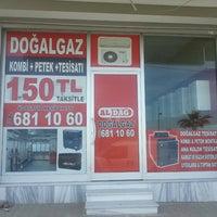 Photo taken at Aldağ doğalgaz by murat a. on 9/13/2013