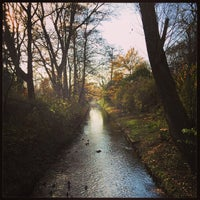 Photo taken at H Bürgerpark Pankow by Ilja G. on 11/23/2014