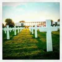Photo taken at Henri-Chapelle American Cemetery and Memorial by Kjell V. on 10/29/2016