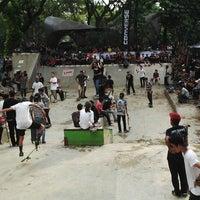 Foto tirada no(a) Greenpark Skatepark por faisal m. em 6/21/2014
