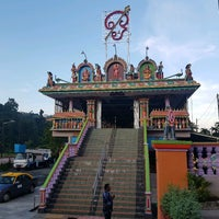 Photo taken at Sri Thendayuthapany Temple, Brinchang by Hideaki T. on 4/28/2017