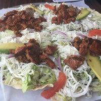Photo taken at Tlayuda L.A. Mexican Restaurant by Jennifer on 5/17/2016