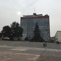 Photo taken at UNAM PUEG (Programa Universitario de Estudios de Género) by eRiKa on 1/28/2016