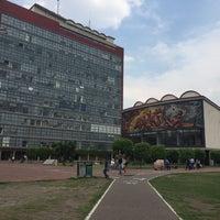 Photo taken at UNAM PUEG (Programa Universitario de Estudios de Género) by eRiKa on 5/5/2016