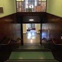 Photo taken at Mount Vernon Public Library by Yildiz H. on 7/5/2014